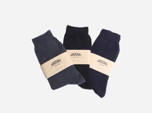 ground basic socks