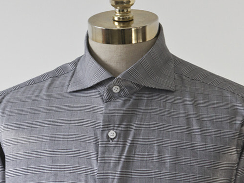 B.ROVER - GLEN CHECK SHPREMIUM FABRIC