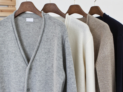 (select) daily wool cardigan