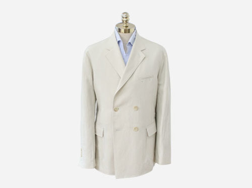 (select) lota linen double jacket . ivorySEASON OFF 30% SALE 교환 , 반품불가
