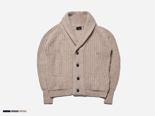 (select) land shawl cardigan