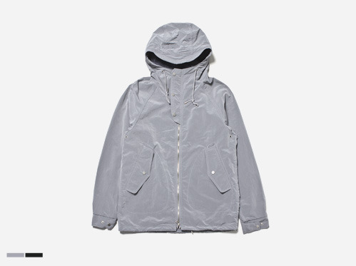 (select) windbreaker jacket