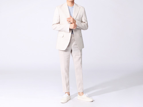 (select) grano beige suit PantsSEASON OFF 40% SALE 교환 , 반품불가