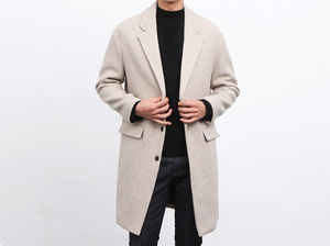 vanni single coat . beigeSEASON OFF SALE 교환 , 반품불가