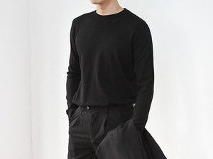 (select) formal round knit