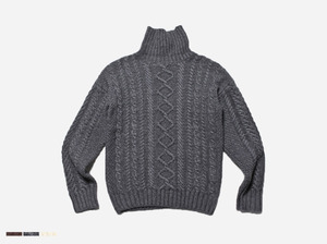 lamswool cable turtleneckSEASON OFF 50% SALE 교환 , 반품불가