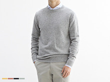 (select) 4season daily round knit