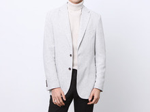 (select) wool herringbone jacket
