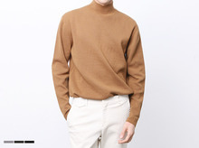(select) marni half turtle neck※ soft wool 100%의 모크넥 디자인