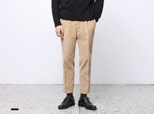 (select) corduroy banding pants