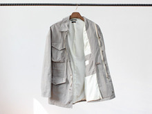 (select) pocket yasang jacket