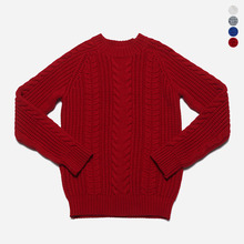(select) k-project  ballock round knit