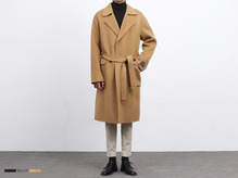 handmade belt over coat  SEASON OFF 30% SALE 교환 , 반품불가