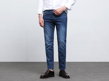 (select) 10bu span denim pants